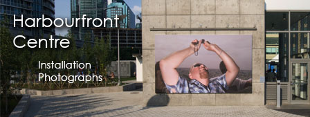Harbourfront Installation Photographs